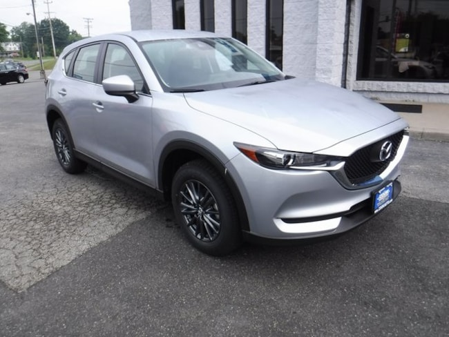 New 2019 Mazda Mazda CX-5 Sport SUV in Aberdeen