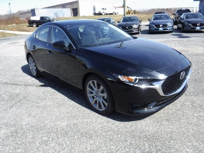 New 2019 Mazda Mazda3 Preferred Package Sedan in Aberdeen