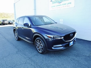 New 2018 Mazda Mazda CX-5 Grand Touring SUV in Aberdeen, MD