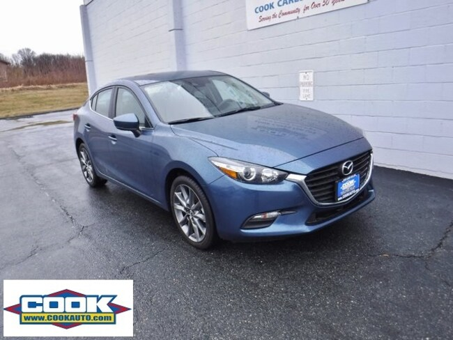 New 2018 Mazda Mazda3 Touring Sedan in Aberdeen