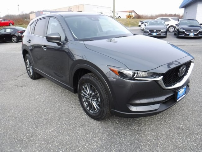New 2019 Mazda Mazda CX-5 Touring SUV in Aberdeen