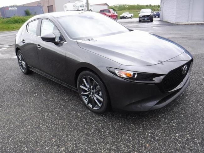 New 2019 Mazda Mazda3 Hatchback in Aberdeen