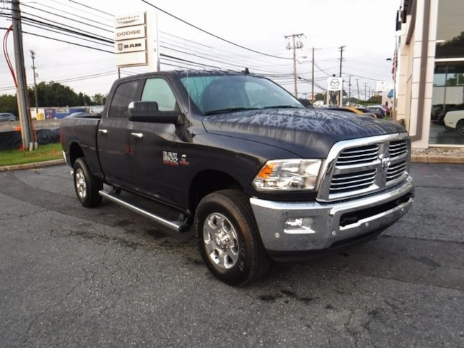 New 2018 Ram 3500 BIG HORN CREW CAB 4X4 6'4 BOX Crew Cab Near Baltimore