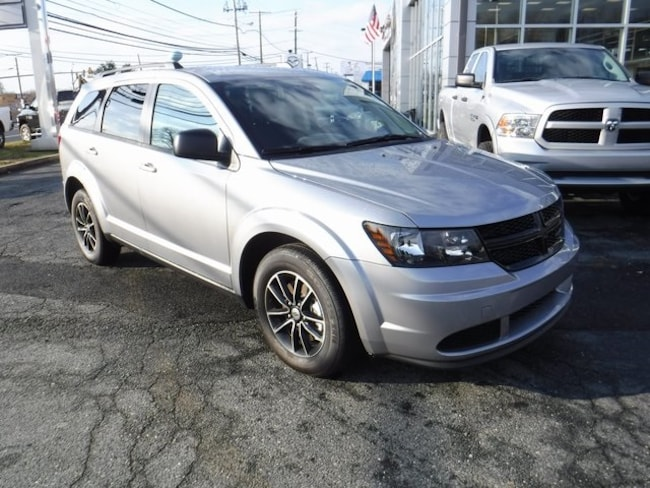 New 2018 Dodge Journey SE Sport Utility Near Baltimore