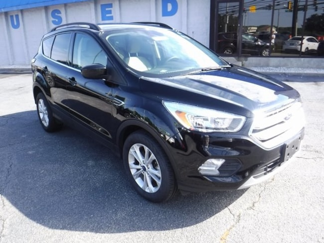 Used 2018 Ford Escape SE SUV in Aberdeen
