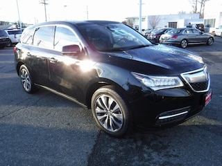 Used 2016 Acura MDX MDX SH-AWD with Technology Package SUV in Aberdeen, MD