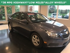 Bargain used 2014 Chevrolet Cruze LT w/1FL Sedan near Baltimore