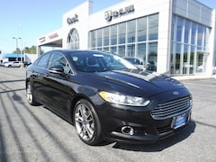 Used  2013 Ford Fusion Titanium Sedan in Aberdeen MD