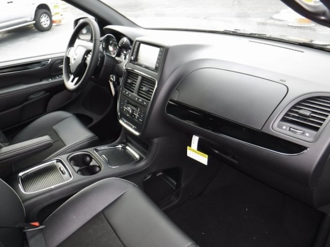 Granite City Coupons >> New 2019 Dodge Grand Caravan SXT Passenger Van For Sale in ...