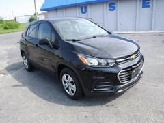 Bargain used 2019 Chevrolet Trax LS SUV near Baltimore