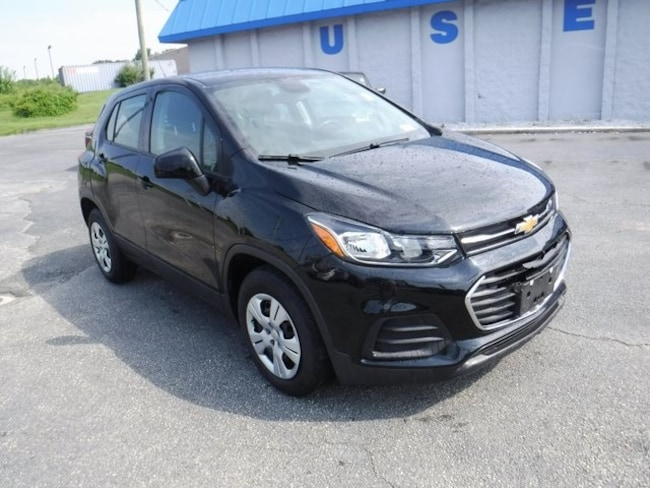 Used 2019 Chevrolet Trax LS SUV in Aberdeen