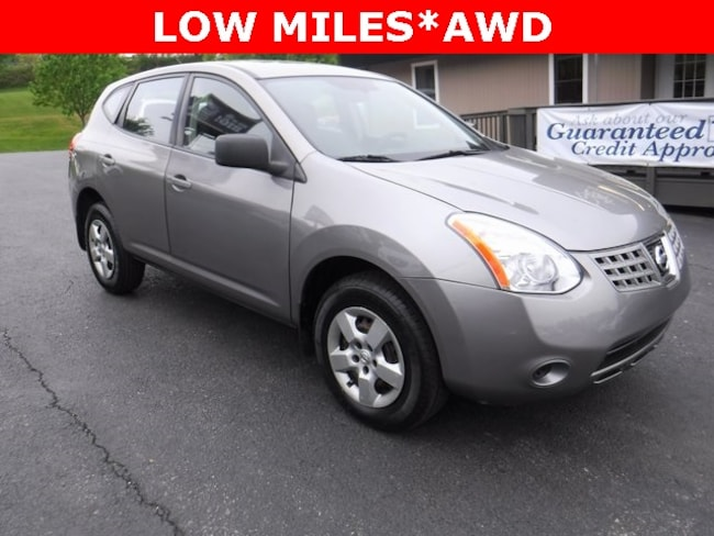 Used 2008 Nissan Rogue S SUV Near Baltimore