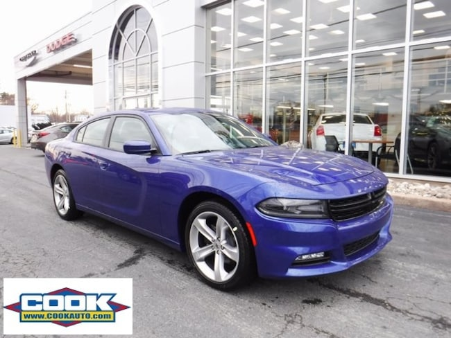 New 2018 Dodge Charger SXT PLUS RWD - LEATHER Sedan Near Baltimore