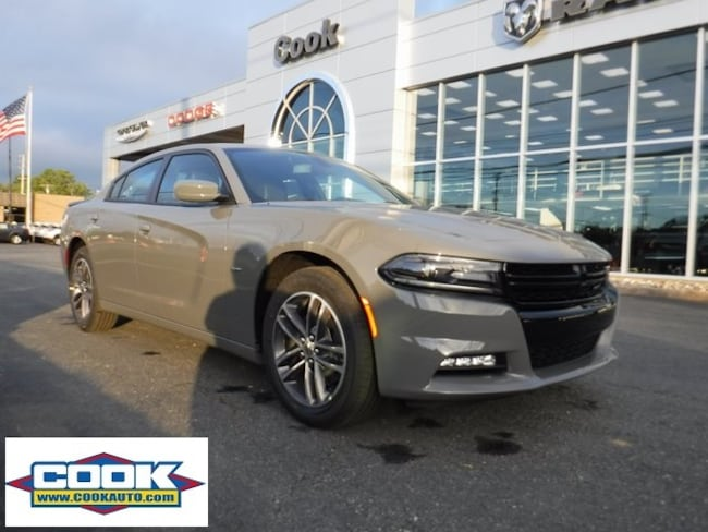 New 2018 dodge charger gt plus awd sedan for sale in for Cook motors aberdeen md