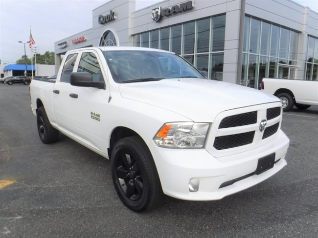 Used 2016 Ram 1500 Tradesman/Express Truck Quad Cab in Aberdeen