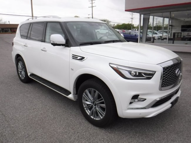Used 2019 Infiniti Qx80 For Sale In Aberdeen Near Perry Hall