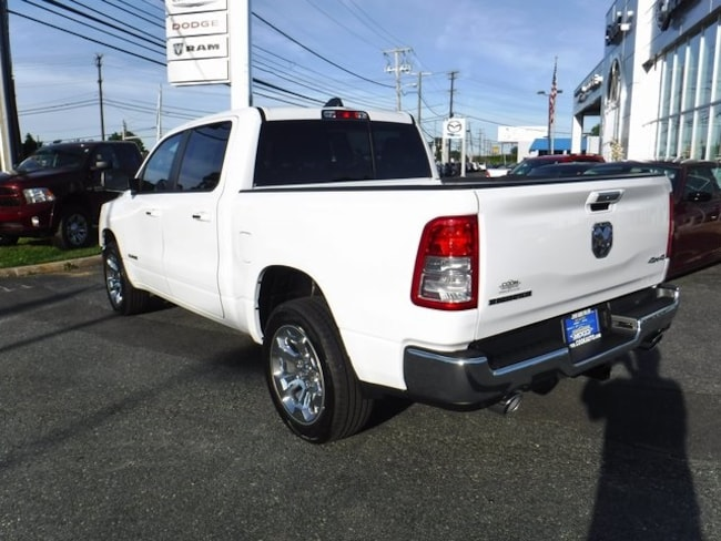 New 2019 ram 1500 big horn lone star crew cab 4x4 5 39 7 for Cook motors aberdeen md