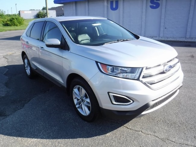 Used 2017 Ford Edge SEL SUV in Aberdeen