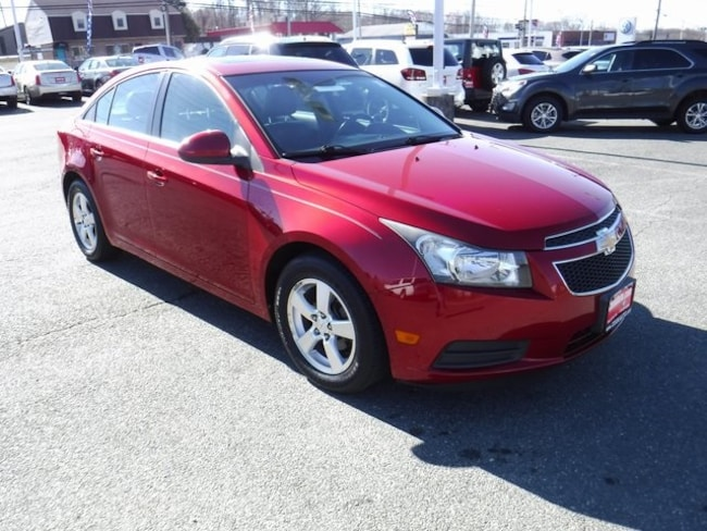 Used 2011 Chevrolet Cruze Sedan Near Baltimore