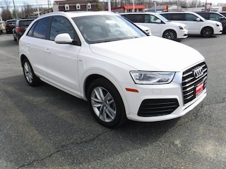 Used 2018 Audi Q3 2.0T Premium SUV in Aberdeen, MD