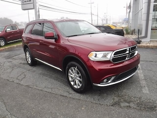 New 2018 Dodge Durango SXT PLUS AWD Sport Utility near Baltimore