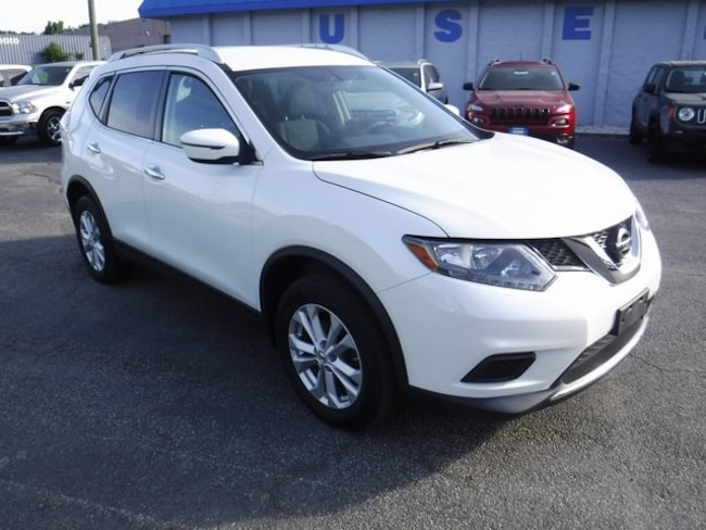 Used 2016 Nissan Rogue SV SUV in Aberdeen