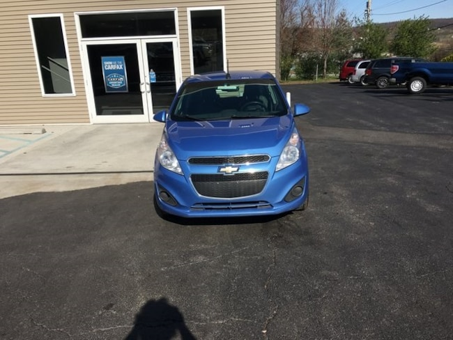 Used 2013 Chevrolet Spark 1LT Auto Hatchback Near Baltimore
