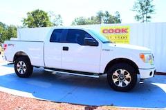Used 2014 Ford F-150 STX 4x4 Truck SuperCab Styleside North Charleston, SC