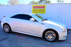 2013 CADILLAC CTS Premium AWD Coupe Coupe