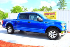 Used 2017 Ford F-150 XLT Super Crew Truck SuperCrew Cab North Charleston, SC