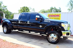 2016 Ford F-350 Lariat Super Duy Dually 4x4 Truck Crew Cab