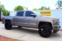 Used 2017 Chevrolet Silverado 1500 LT Crew 4x4 Truck Crew Cab North Charleston, SC