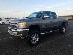 Used 2012 Chevrolet Silverado 1500 LT 4x4 Extended Cab Truck Extended Cab North Charleston, SC