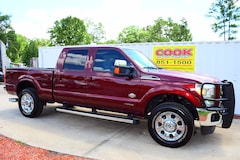2016 Ford F-250 King Ranch 4x4 Super Crew Truck Crew Cab