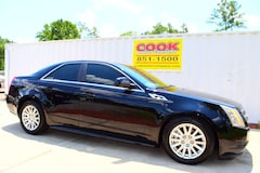 2011 CADILLAC CTS Luxury Sedan