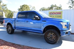 Used 2015 Ford F-150 XLT 4x4 Super Crew Truck SuperCrew Cab North Charleston, SC