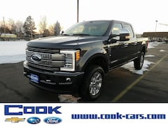 Used 2017 Ford Super Duty F-350 SRW Platinum 1FT8W3BT4HED51079 in Steamboat Springs, CO