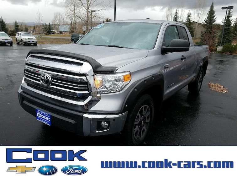 Used 2016 Toyota Tundra 4WD Truck Steamboat Springs, CO