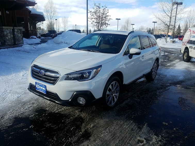 New 2019 Subaru Outback 2.5i Touring SUV Steamboat Springs, CO