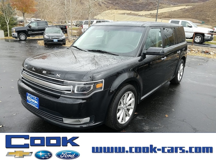 Used 2018 Ford Flex Limited Limited AWD Steamboat Springs, CO