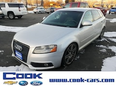 Used 2009 Audi A3 S Li HB AT S tronic 2.0T quattro S Line WAUKF78P79A048732 in Steamboat Springs, CO