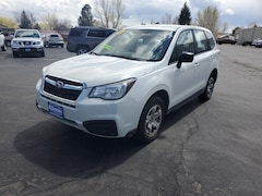 Used 2017 Subaru Forester SUV JF2SJAAC3HG526972 in Steamboat Springs, CO