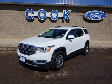 Featured Used 2018 GMC Acadia SLT SUV for Sale in Steamboat Springs, CO