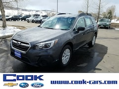 New 2019 Subaru Outback 2.5i SUV 4S4BSABC8K3320017 in Steamboat Springs, CO
