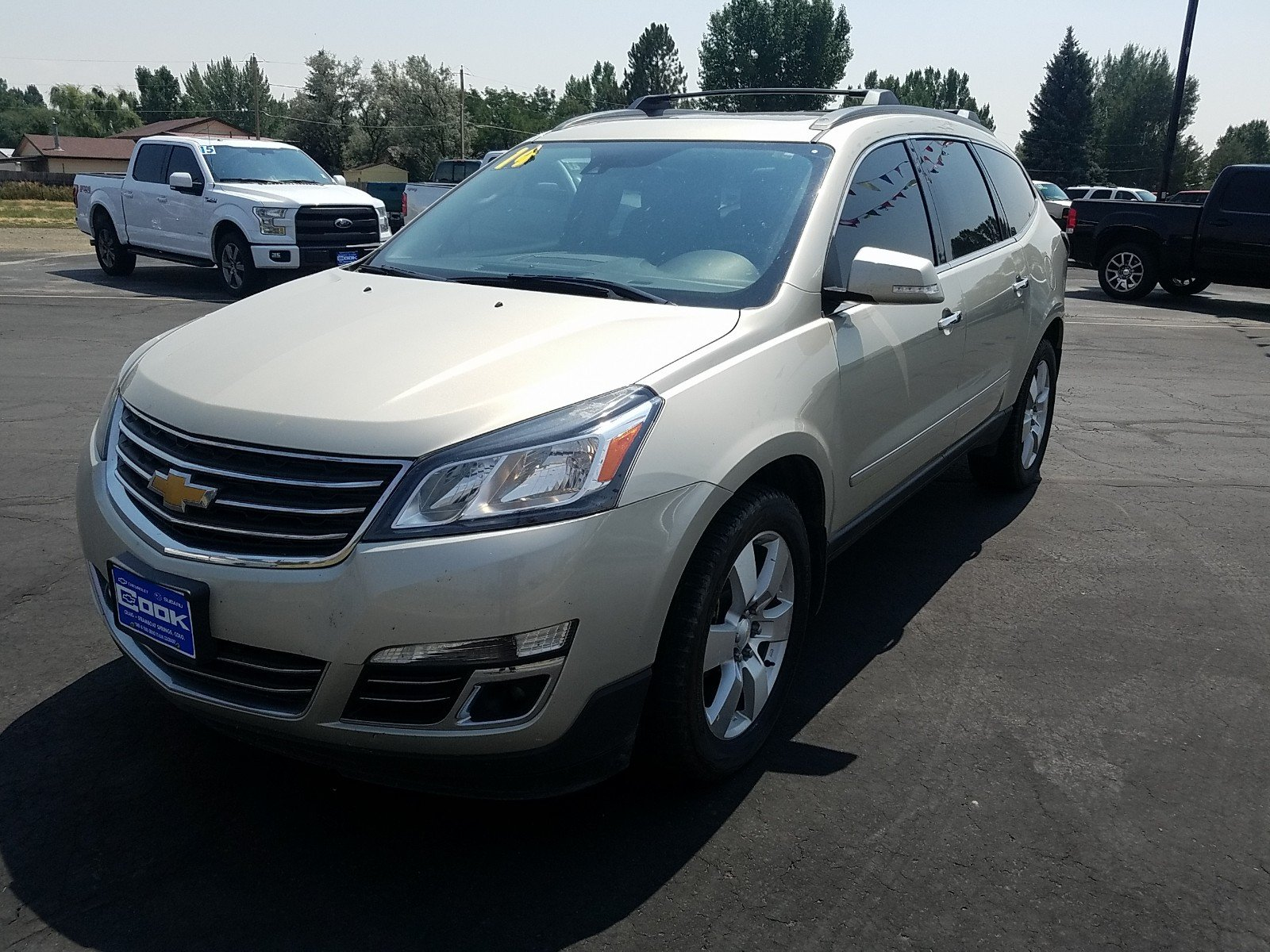 2014 Chevrolet Traverse LTZ AWD  LTZ