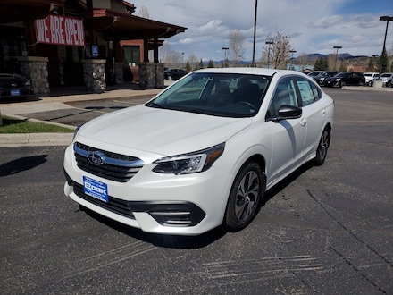2020 Subaru Legacy Base Trim Level Sedan