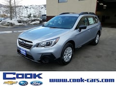 New 2019 Subaru Outback 2.5i SUV 4S4BSABC0K3319704 in Steamboat Springs, CO
