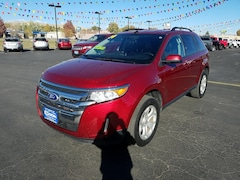 Used 2014 Ford Edge SEL SEL AWD 2FMDK4JC8EBA46074 in Steamboat Springs, CO