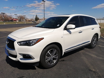 Featured Used 2018 INFINITI QX60 SUV for Sale in Steamboat Springs, CO