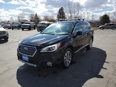 Used 2017 Subaru Outback Touring SUV 4S4BSATCXH3344312 in Steamboat Springs, CO